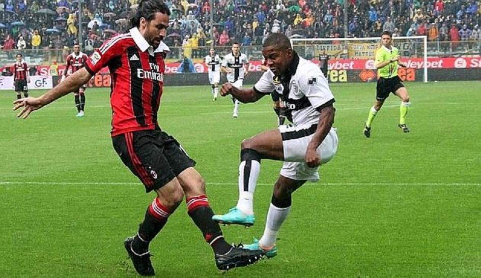 Parma Vs Milan