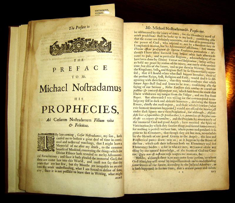 Nostradamus indovina i pronostici della serie A