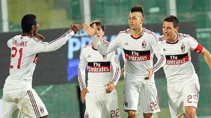 2-2 Milan