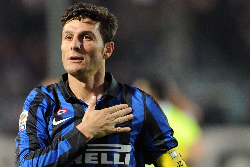 The Javier Zanetti Feeling | The Classical
